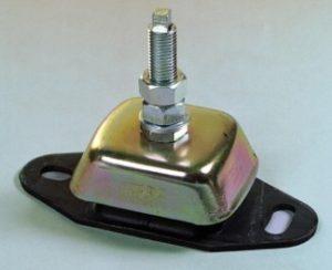 soft elastic engine mount